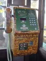 角館の公衆電話