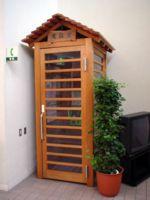 加茂の電話ボックス