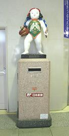 金沢の郵便ポスト